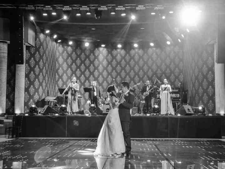 La boda de Roxana y Alan