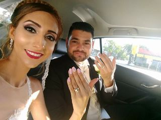 La boda de Cynthia   y Mario