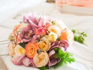 La boda de Fernanda y Edder 1