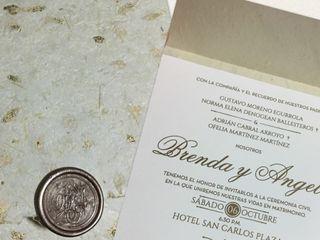 La boda de Brenda y Angel 3