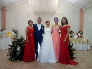 La boda de Monica  y Miguel Angel 2