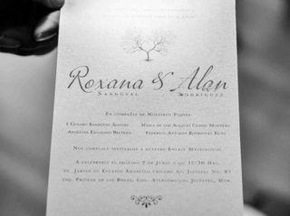 La boda de Roxana y Alan 1
