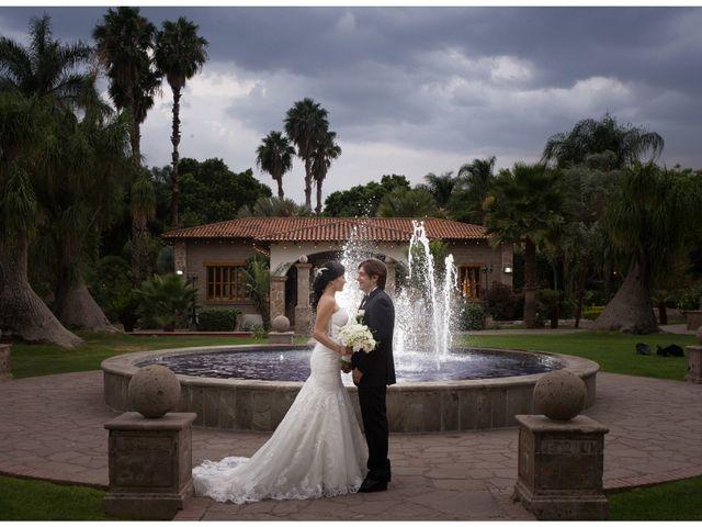 La boda de Héctor y Claudia en Tlajomulco de Zúñiga, Jalisco 9