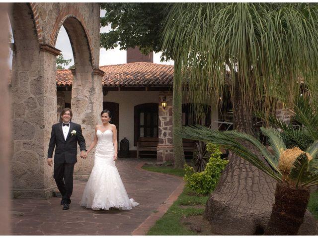 La boda de Héctor y Claudia en Tlajomulco de Zúñiga, Jalisco 11