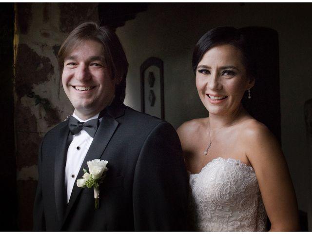 La boda de Héctor y Claudia en Tlajomulco de Zúñiga, Jalisco 12