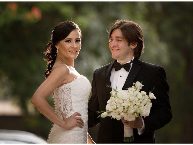 La boda de Héctor y Claudia en Tlajomulco de Zúñiga, Jalisco 13