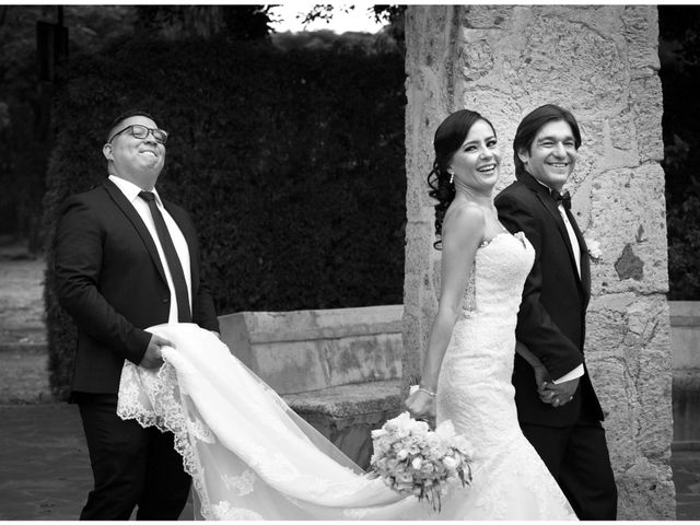 La boda de Héctor y Claudia en Tlajomulco de Zúñiga, Jalisco 14