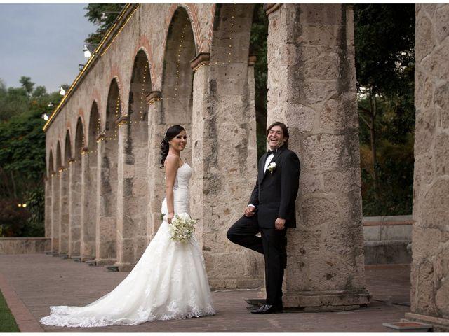 La boda de Héctor y Claudia en Tlajomulco de Zúñiga, Jalisco 15