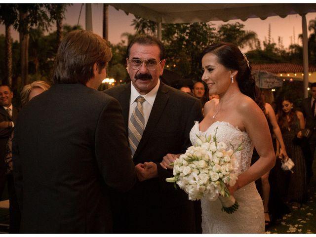 La boda de Héctor y Claudia en Tlajomulco de Zúñiga, Jalisco 19