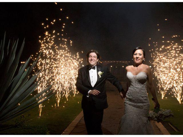 La boda de Héctor y Claudia en Tlajomulco de Zúñiga, Jalisco 24