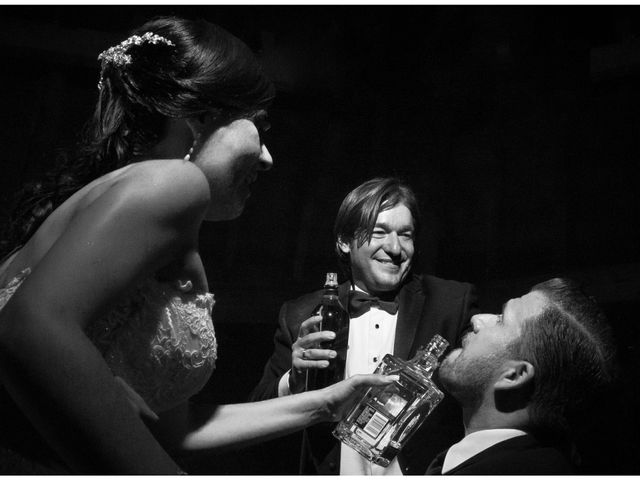 La boda de Héctor y Claudia en Tlajomulco de Zúñiga, Jalisco 31