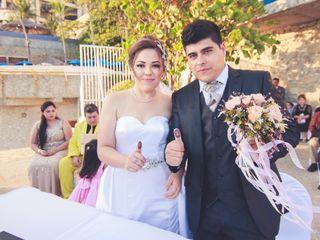 La boda de Gabriela y Israel
