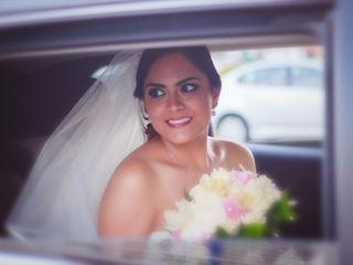 La boda de Carla y Germán 1