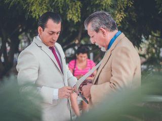 La boda de Carla y Germán 2