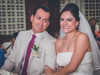 La boda de Carla y Germán