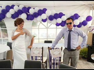La boda de Patto y Oscar 1