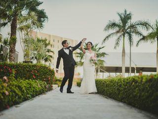 La boda de Yara y Jorge