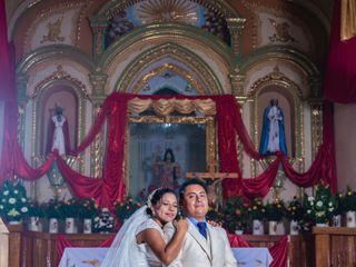 La boda de Yuliana y Eder 3