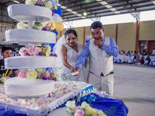 La boda de Yuliana y Eder