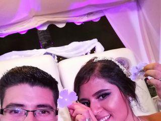 La boda de Jaime y Abigail  1