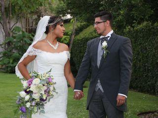 La boda de Jaime y Abigail