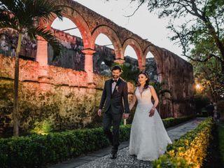 La boda de Rachell y Bernardo