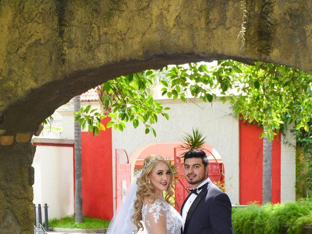 La boda de Alan y Evelyn en Zapopan, Jalisco 3