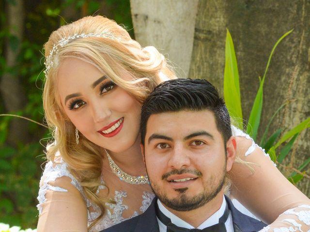 La boda de Alan y Evelyn en Zapopan, Jalisco 6