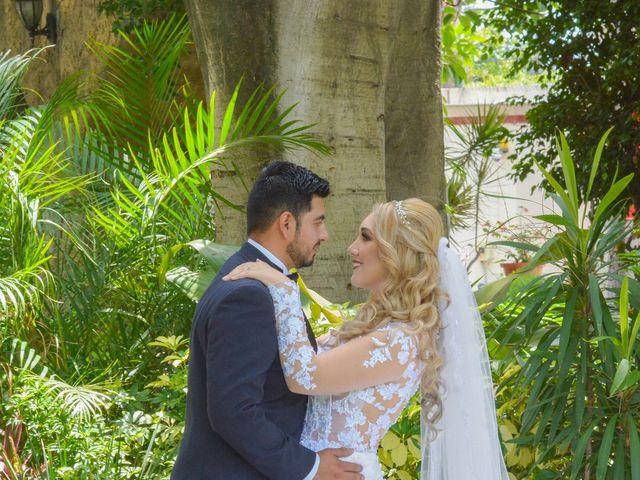 La boda de Alan y Evelyn en Zapopan, Jalisco 7
