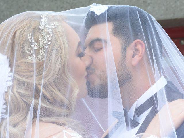 La boda de Evelyn y Alan