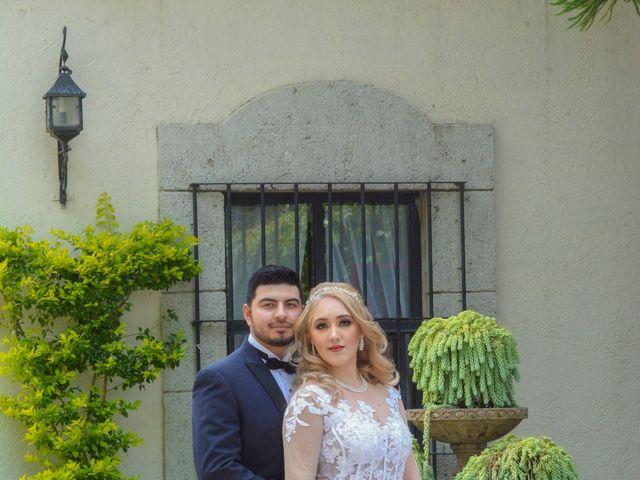 La boda de Alan y Evelyn en Zapopan, Jalisco 9