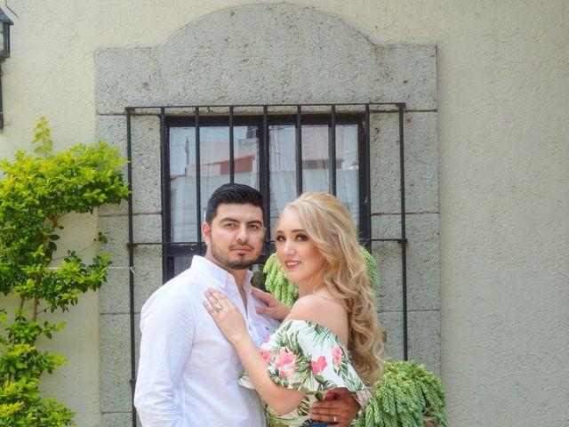 La boda de Alan y Evelyn en Zapopan, Jalisco 10