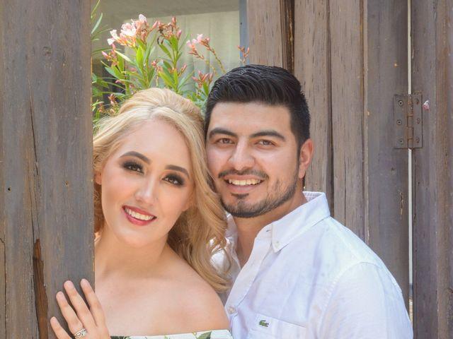 La boda de Alan y Evelyn en Zapopan, Jalisco 11