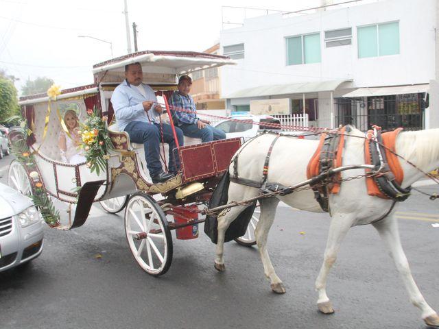 La boda de Alan y Evelyn en Zapopan, Jalisco 14