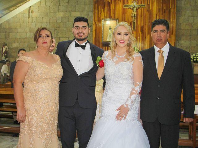 La boda de Alan y Evelyn en Zapopan, Jalisco 24
