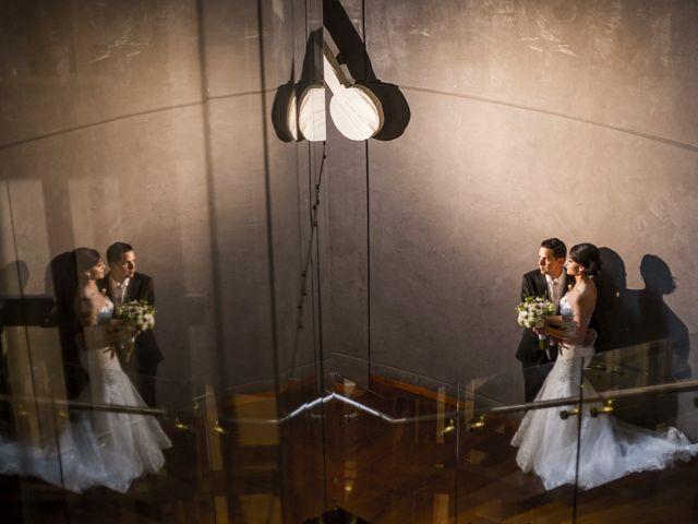 La boda de Magali y Gastón