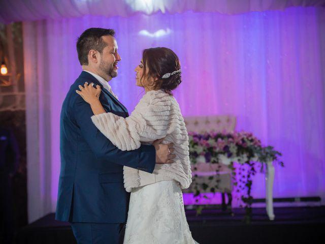La boda de Alejandra y Samuel