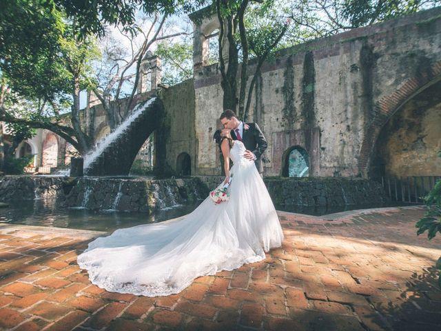 La boda de Sofía y Thomas