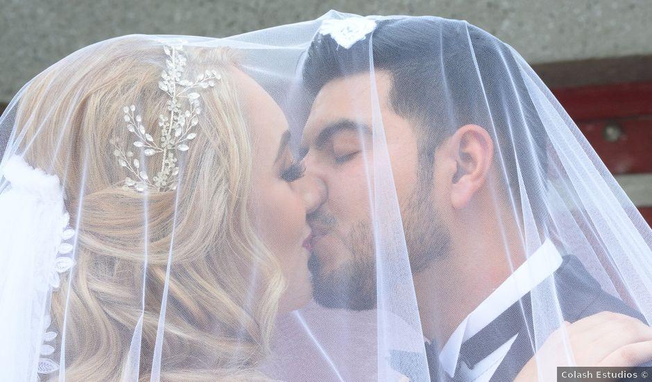 La boda de Alan y Evelyn en Zapopan, Jalisco