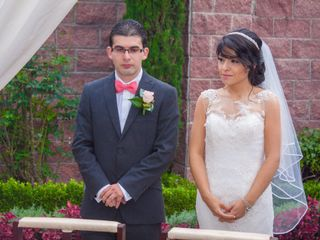 La boda de Mariana y Emannuel
