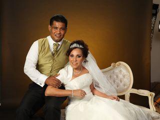 La boda de Esther  y Gustavo