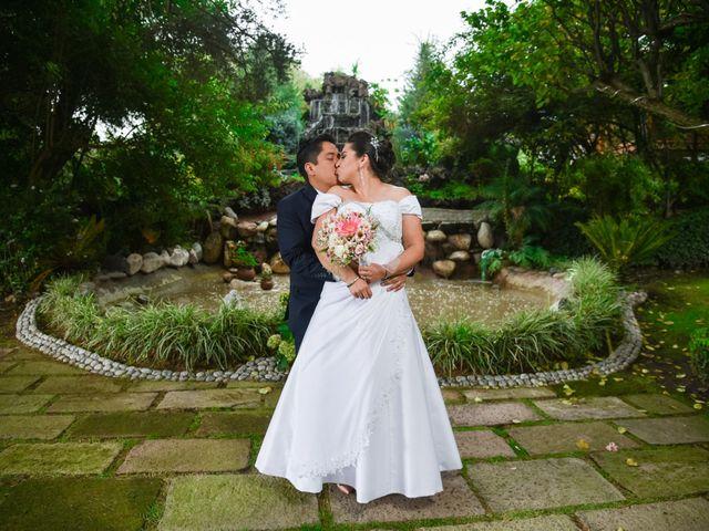 La boda de Nayeli y Jorge