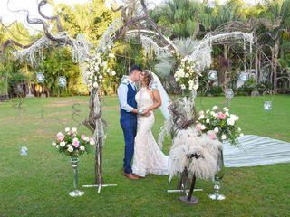 La boda de Erandi y Roberto