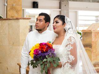 La boda de Rosibell y Guillermo