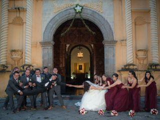 La boda de Julio  y Jessica  1