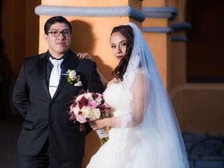 La boda de Julio  y Jessica  2