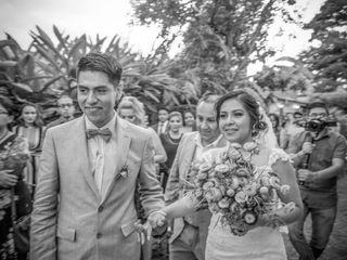 La boda de Ama y Isma
