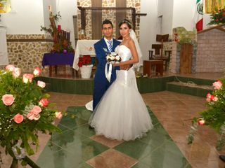 La boda de Yazmin y Rufino 1