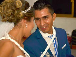 La boda de Yazmin y Rufino 2