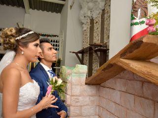 La boda de Yazmin y Rufino 3